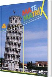 matematrix 4, grundbog - bog