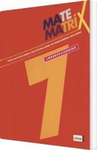 matematrix 7, lærervejledning - bog