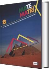 matematrix 8, grundbog - bog