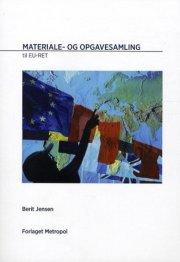 materiale- og opgavesamling til eu-ret - bog