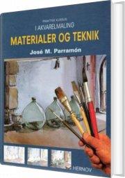 materialer og teknik - bog