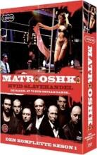 matrioshki hvid slavehandel - sæson 1 - DVD