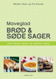 maveglad brød & søde sager - bog