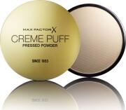 max factor pudder - creme puff - gennemsigtig - Makeup