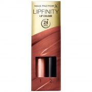 max factor lipgloss - lipfinity - spicy - Makeup