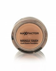 foundation - max factor miracle touch - natural - Makeup
