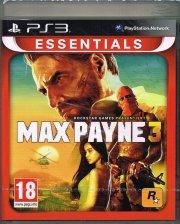 max payne 3 (essentials) - PS3