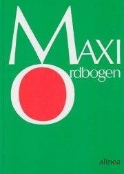 maxi-ordbogen - bog
