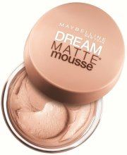maybelline - dream matte mousse - 021 nude - Makeup