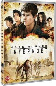 maze runner 2: infernoet - DVD