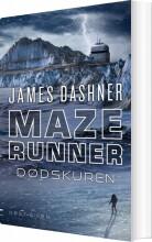 maze runner - dødskuren - bog