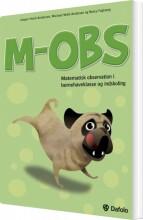 m-obs. matematisk observation - bog