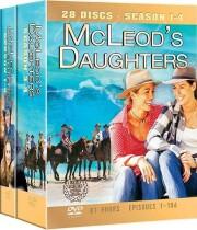 mcleods døtre - sæson 1-4 - DVD