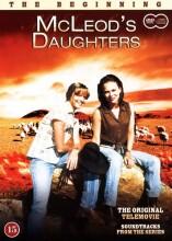 mcleods døtre - the beginning  - DVD+CD
