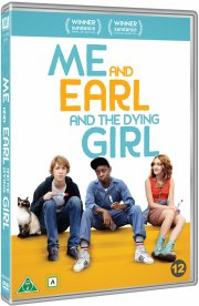 me and earl and the dying girl - DVD