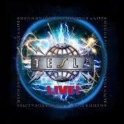 tesla - mechanical resonance live - cd