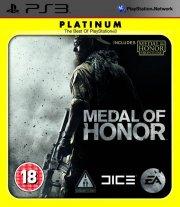 medal of honor - platinum - dk - PS3