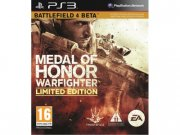 medal of honor: warfighter limited edition - PS3