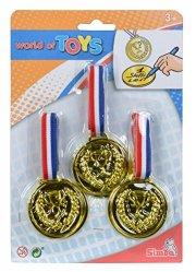 medaljer - 3 stk - Diverse