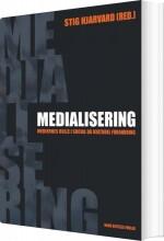medialisering - bog