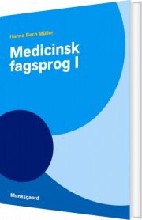 medicinsk fagsprog i - bog