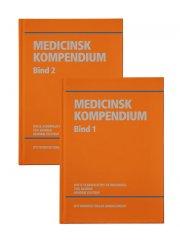 medicinsk kompendium 18. udgave - bog