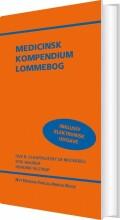 medicinsk kompendium lommebog 5. udg - bog