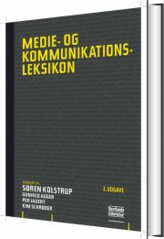 medie- og kommunikationsleksikon - bog
