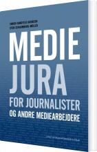 mediejura for journalister - bog