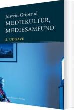 mediekultur, mediesamfund - bog