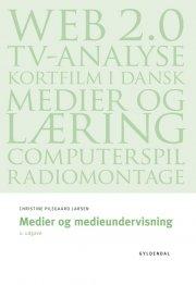 medier og medieundervisning - bog