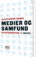 medier og samfund - bog