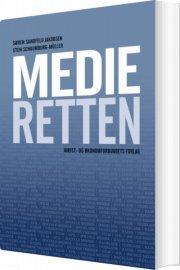 medieretten - bog