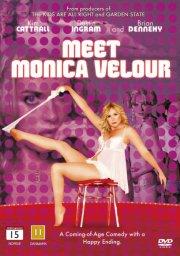 meet monica velour - DVD