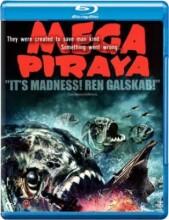 mega piraya - Blu-Ray