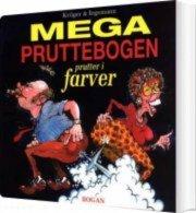 mega pruttebogen - bog