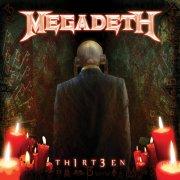 megadeth - th1rt3en - cd