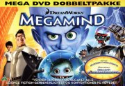 megamind + dommedagsknappen - double feature - DVD