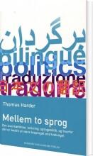 mellem to sprog - bog