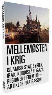 mellemøsten i krig - bog