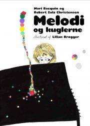 melodi og kuglerne - bog