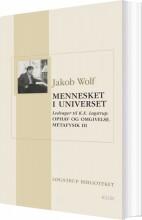 mennesket i universet - bog