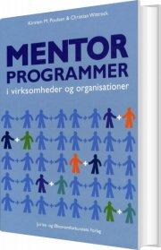 mentorprogrammer i virksomheder og organisationer - bog
