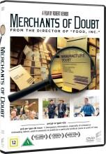 merchants of doubt - DVD