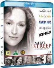mamma mia // mit afrika // ricki and the flash // det indviklet // julie and julia - Blu-Ray