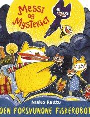 messi og mysteriet - bog