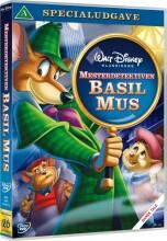 mesterdetektiven basil mus - specialudgave - disney - DVD