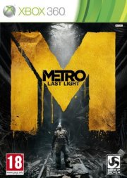 metro: last light - limited edition - xbox 360