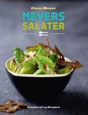 meyers salater, hc - bog