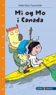 mi og mo i canada - bog